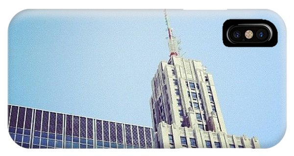 Cause iPhone Case - #buffalo #buffalony #downtown #city by Jenna Luehrsen