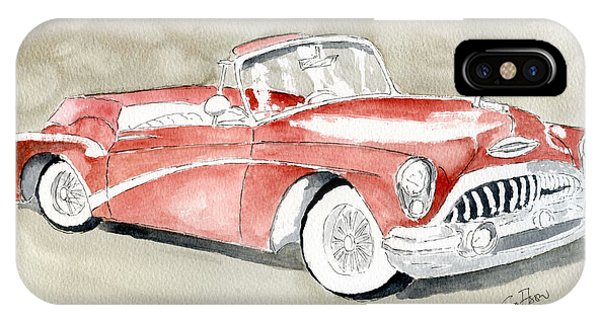 Buick Skylark 1953 IPhone Case