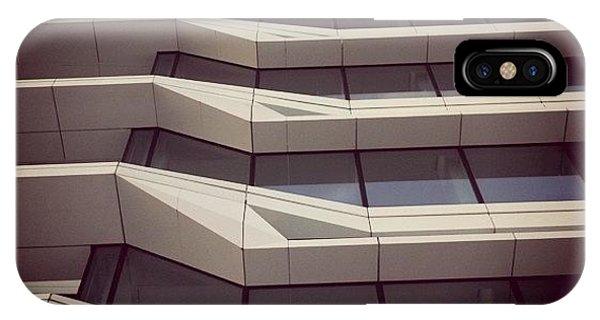 Artwork iPhone Case - #building #architecture #amsterdam by Robbert Ter Weijden