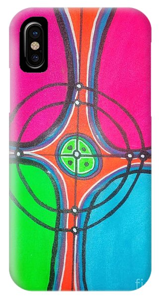 Bulls Eye IPhone Case