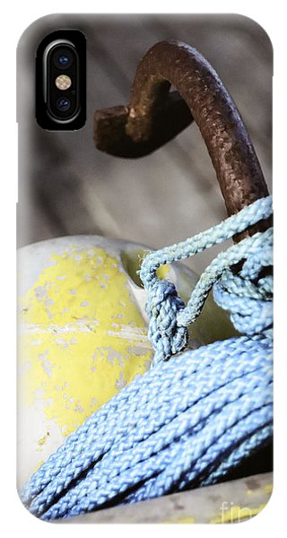 Buoy Rope And Anchor IPhone Case