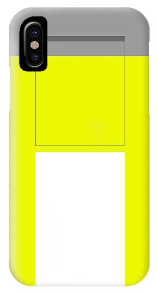 Artwork iPhone Case - Burble by Naxart Studio