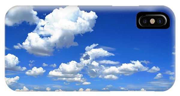 Butte Valley Nevada IPhone Case