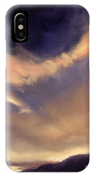 Butterfly Clouds IPhone Case