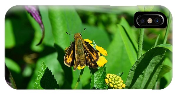 Butterfly Phone Case by Mark Bowmer