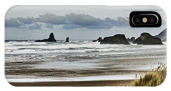 By The Sea - Seaside Oregon State  IPhone Case