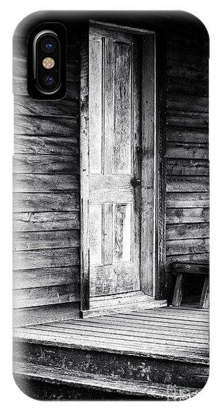 Cabin Door IPhone Case