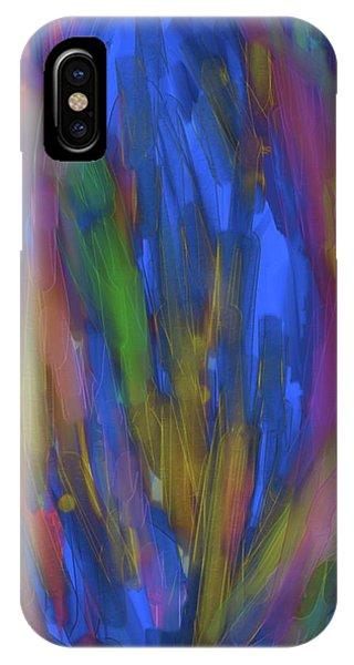 Cactus Trance IPhone Case
