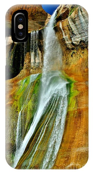 Calf Creek Falls II IPhone Case