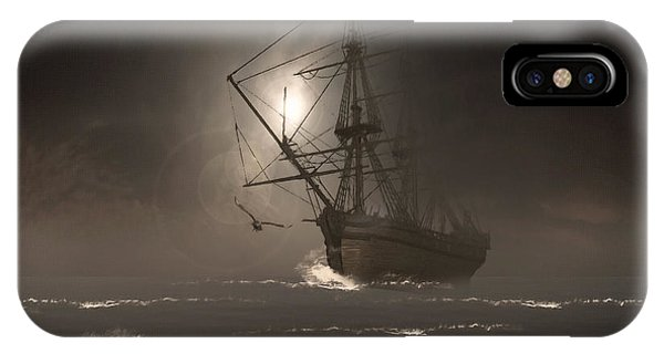 Carribbean iPhone Case - Call Of The Hoot by Lourry Legarde
