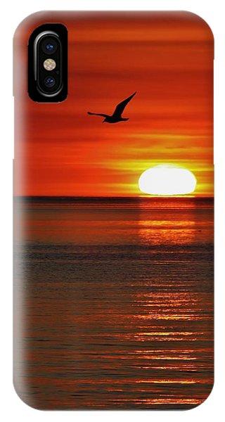 Calm Evening IPhone Case