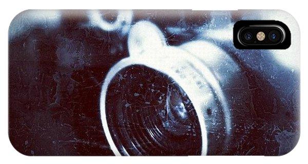 Vintage iPhone Case - Camera Porn by Dave Edens