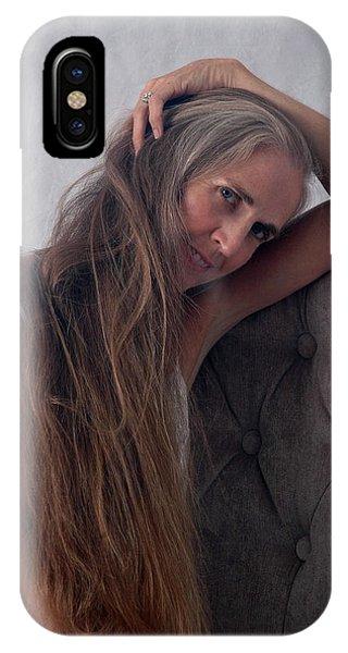 Camera Shy Phone Case by Nancy Taylor