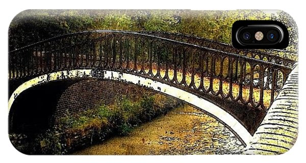 Ignation iPhone Case - Canal Bridge by Mark B