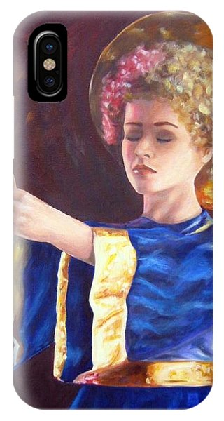 Candlemass IPhone Case