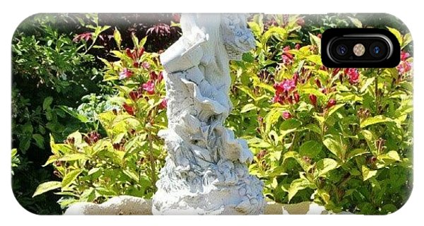 {canon 550d #decorative #statue IPhone Case