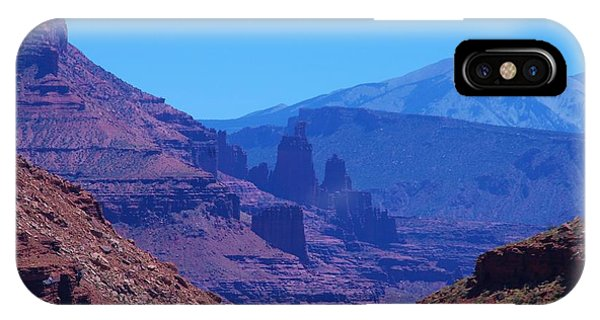 Canyon Colors IPhone Case