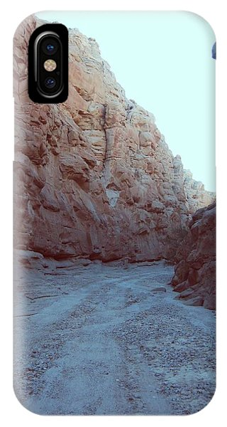 Death Valley iPhone Case - Canyon by Naxart Studio