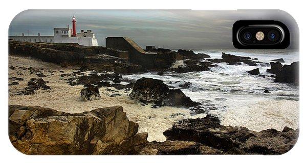 Navigation iPhone Case - Cape Raso by Carlos Caetano
