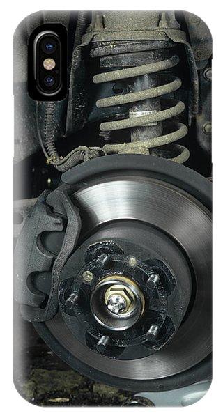 Car Disc Brake Phone Case by Andrew Lambert Photography