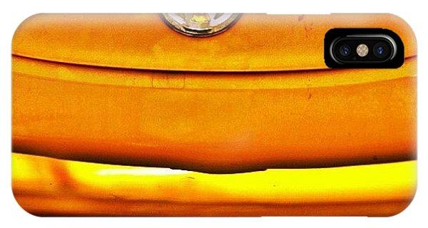 Volkswagen iPhone Case - #car #volkswagen #volkswagenbeetle by Richard Randall