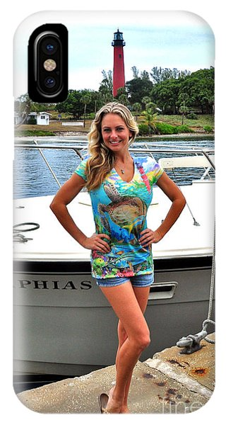 Reef iPhone Case - Carey Chen Ladies Clothing by Carey Chen