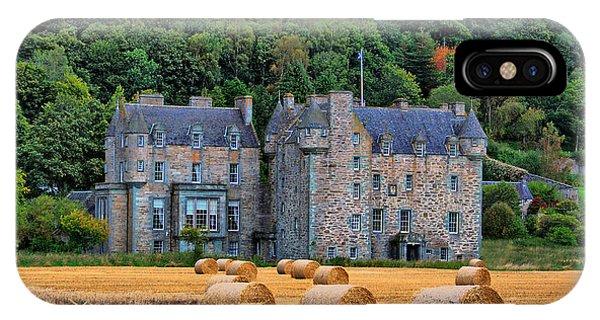 Castle Menzies IPhone Case