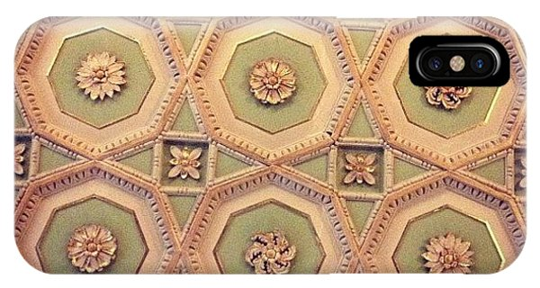 Decorative iPhone Case - Ceiling by Emma Hollands