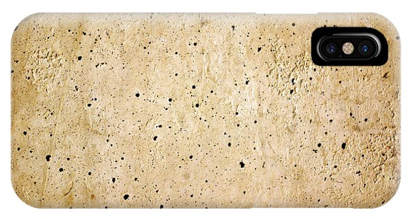 Cement iPhone Case - Cement Wall by Carlos Caetano