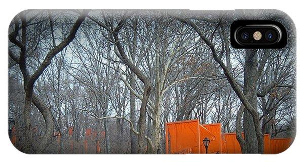 Cab iPhone Case - Central Park by Naxart Studio