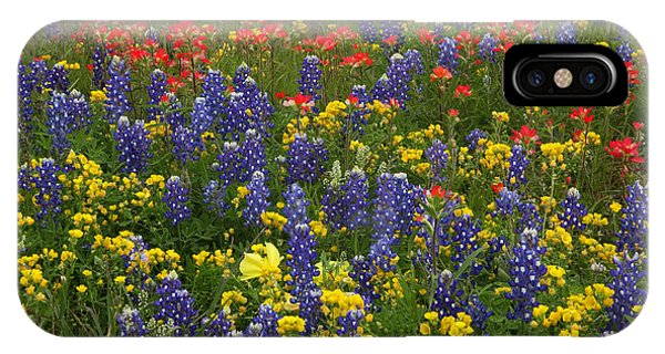 Central Texas Mix IPhone Case