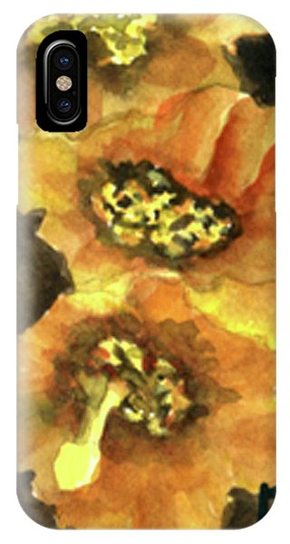 Chain Cholla IPhone Case