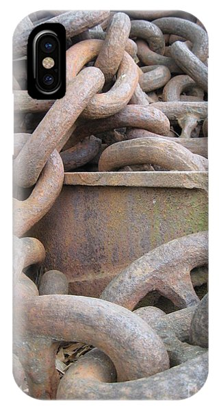 Chain Gang IPhone Case