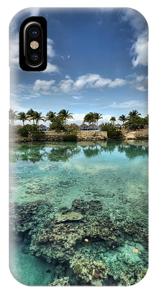 Chankanaab Lagoon IPhone Case