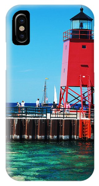 Charlevoix Light IPhone Case