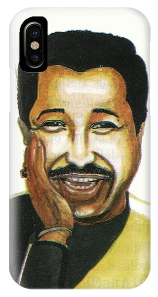 Cheb Khaled IPhone Case