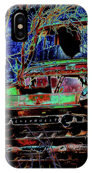Chevy Long Gone IPhone Case