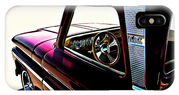 Chevrolet iPhone Case - Chevy Pickup by Douglas Pittman