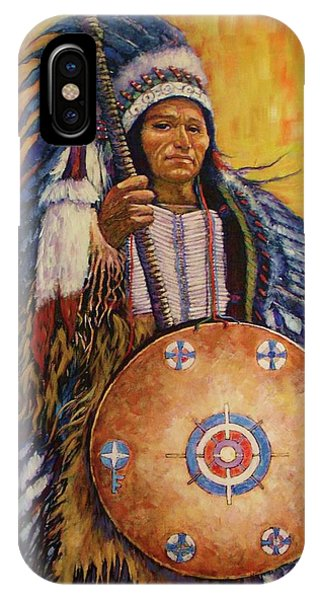 Chief Two IPhone Case
