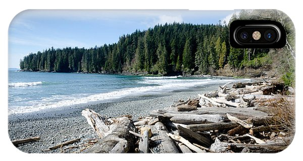 China Beach Vancouver Island Juan De Fuca Provincial Park IPhone Case