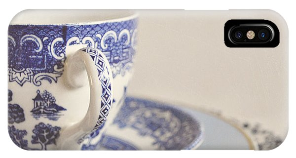 China Cup And Plates IPhone Case