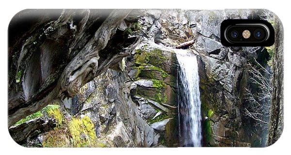 Christine Falls Early Spring IPhone Case