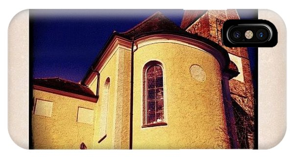 Germany iPhone Case - Church In Bavaria by Paul Cutright