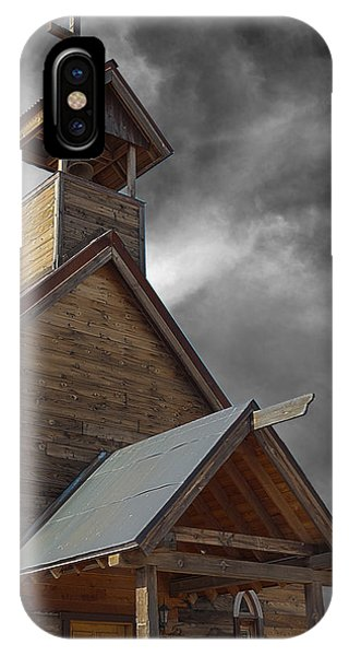 Church On The Mount IPhone Case