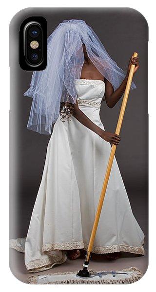 Cinderella Bride IPhone Case