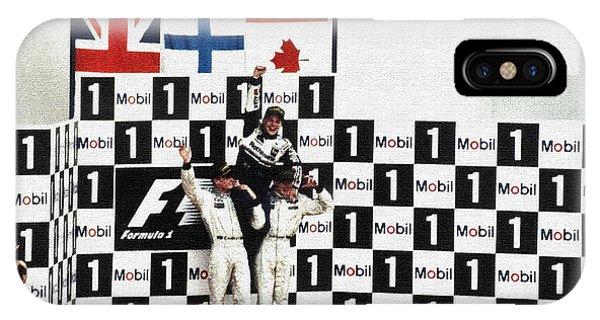 Circuito De Jerez 1997 IPhone Case
