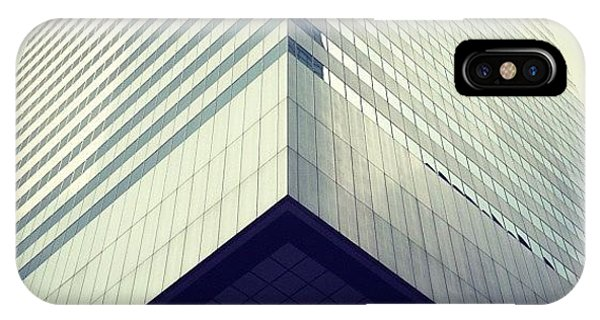 Instagram iPhone Case - Citicorp by Randy Lemoine