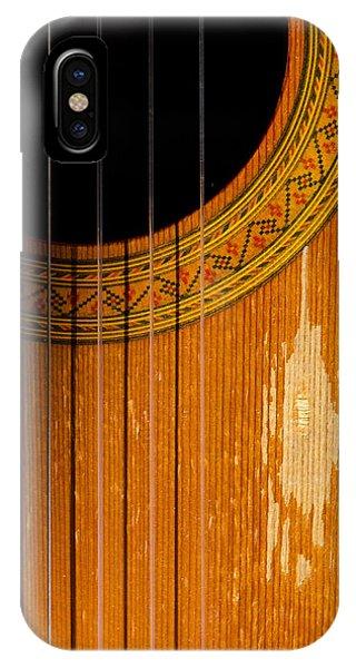 Classical Spanish Guitar IPhone Case