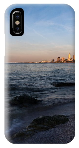 Cleveland From The Shadows IPhone Case
