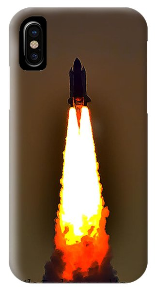 Closer View Of The Launch IPhone Case